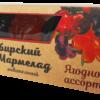 85.Мармелад 100 гр на фруктозе ягодное ассорти лицевая